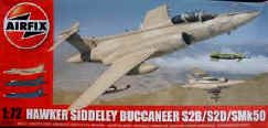 1/72nd Buccaneer Wheel Well Set