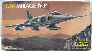 1/48th Mirage IV
